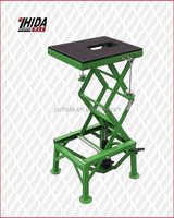 Motocross Trail Bike Hydraulic Scissor Lift Stand Motorcycle Table