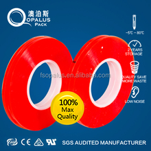 Transparent acrylic adhesive PET double sided tesa tape