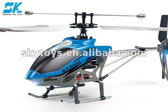 2012 hot plastic 3.5 channels rc toys single blade remote control helis R/C helis toys