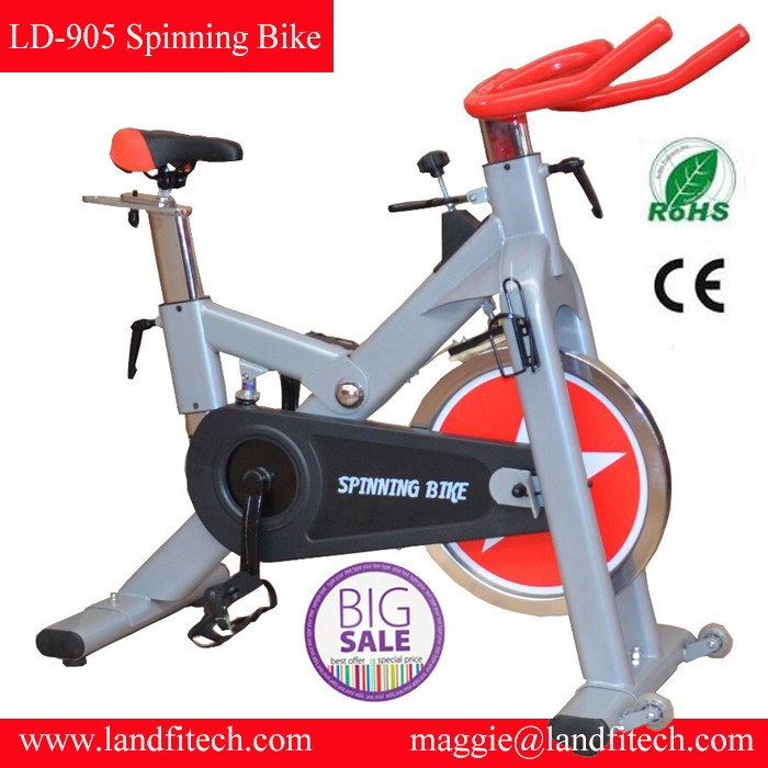 cardio equipment indoor bike trainer best exercise machines to lose belly fat/ Spinning bike