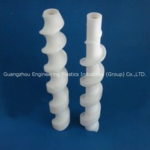 hot sale good hardness uhmw-pe screw hdpe screw furniture fittings plastic
