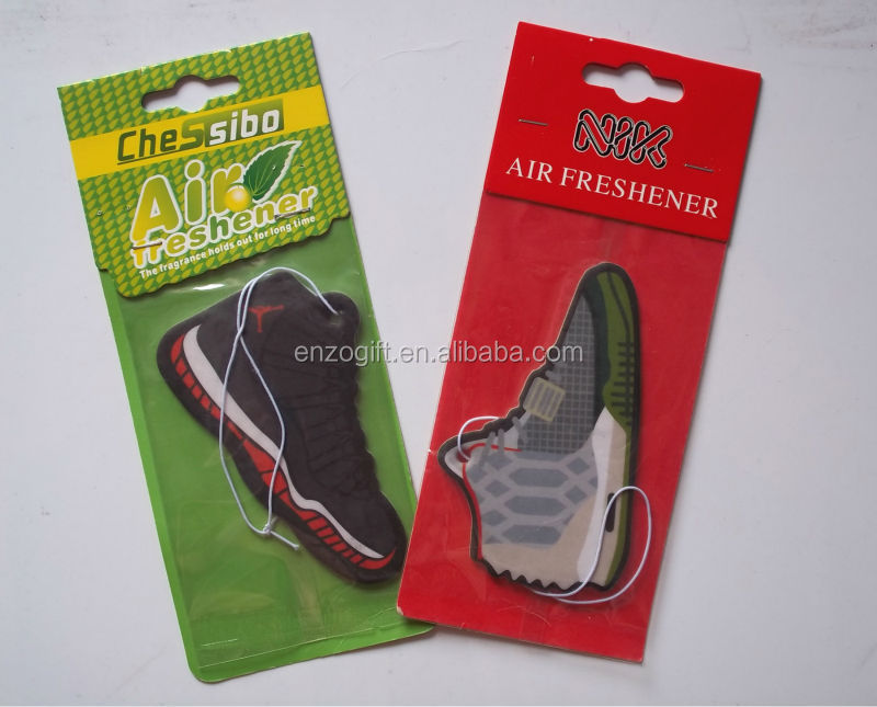 classic Air Jordan 11 paper car air freshener wholesales low MOQ