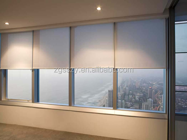 Somfy Motorized Roller Blinds For Sales View Somfy