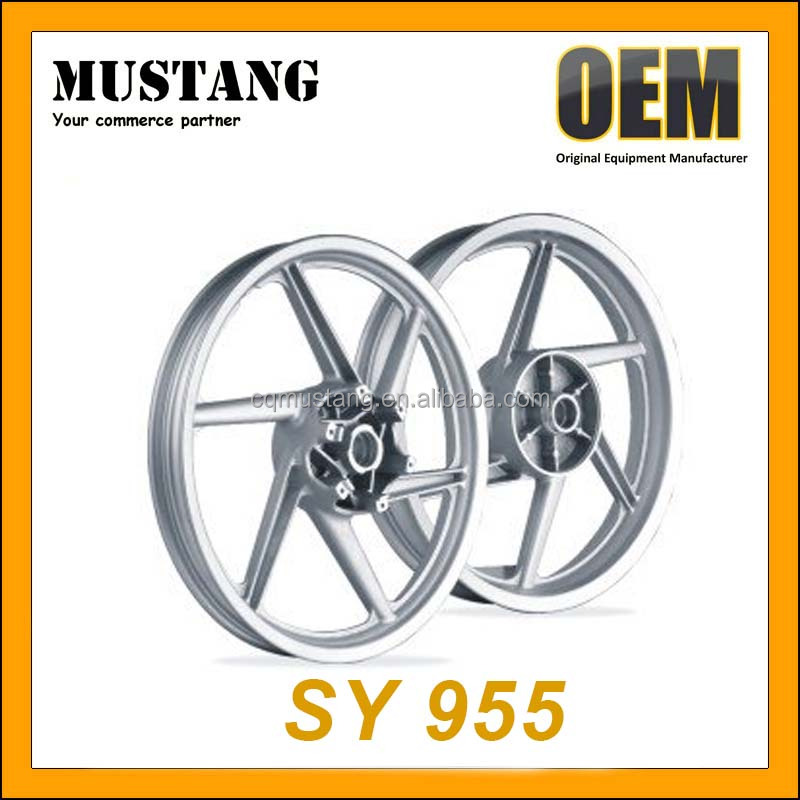 Hot Sell in Oversea Market Motorcycle Chrome Wheel