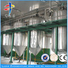 Factory price automatic 10~500TPD waste black engine oil recycling plant