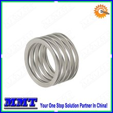 custom made flat wire crest to crest wave spring