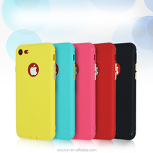 Latest design fashion candy color cellphone case for iphone 7 cover