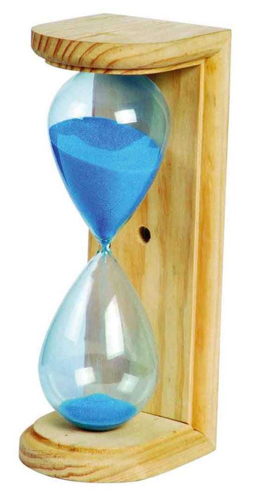Long service period KEYA factory Sauna accessories sand timers for sales