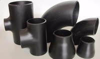 carbon steel pipe fittings & butt welde carbon steel pipe fittings xs/sch80 con reducer for oil /gas ship building