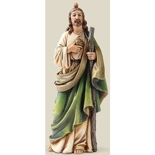 Patron of Hopless Causes Resin Saint St Jude Statue Figure Manufacturer