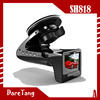 Factory Direct HD 720P 140 degree 2.0 inch SH818 car radar laser detector