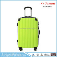 Popular travel pro abs luggage trolley, durable travel house luggage trolley parts