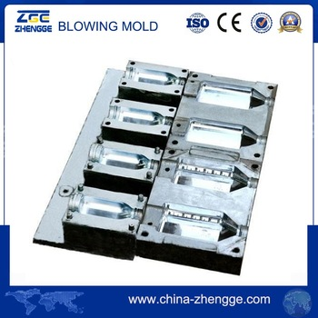 ZG-B Factory Blowing Bottle Mould And 5 Gallon Cap Injection Mould