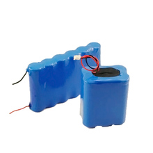 11.1V 6Ah li-ion 18650 battery pack li-ion for electric bike / motorcycle / power bank
