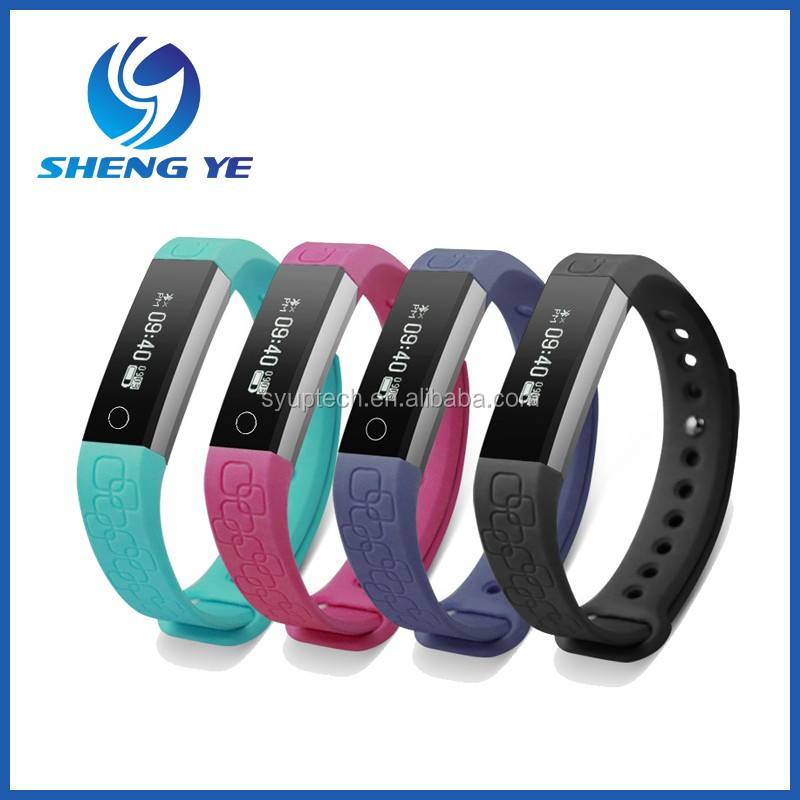 2017 Popular Micro-<strong>K</strong> Model Alumimum Alloy Material 70Mah Smart Bracelet M2 With Remote Camera
