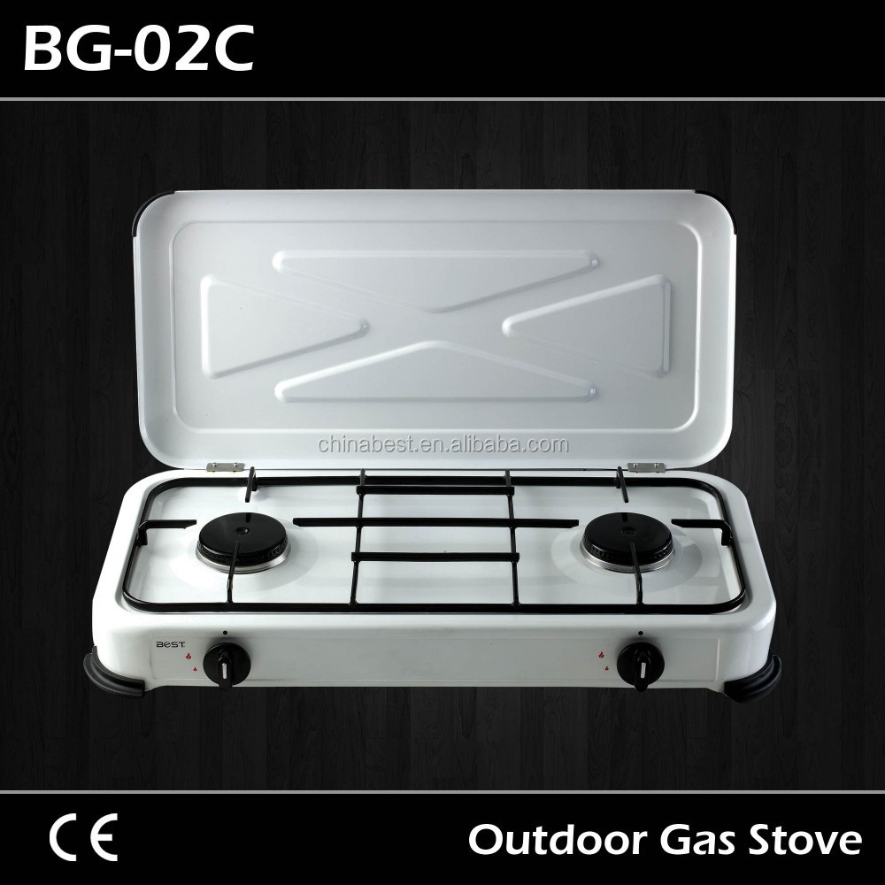Chinabest Gas Stove 2 Burner for Outdoor Used