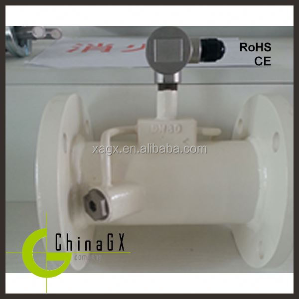 Ecnomical digital plastic fuel pump and flow meter