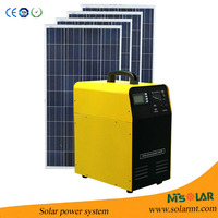 Hand Held Mini Portable Portable Solar Power Generator 1000W