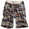 Mens Yarn Dyed Shorts Of High
