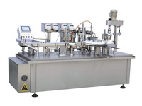 Automatic Eye Drop Filling and Capping Machine, Filling and Capping Machinery for Eye Drop