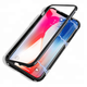 Metal Magnet Cell Phone 360 Magnetic Mobile Phone Case For Iphone 6 7 8 X Plus XR XS Max for Samsung Note 8 S8