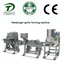 Small Scale Automatic Burger Processing line