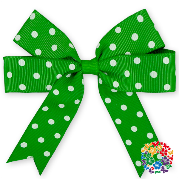 Baby Girls Emerald Green Hair Bow Clips Large Butterfly Hair Clips Cute Girls Hair Clips For Sale