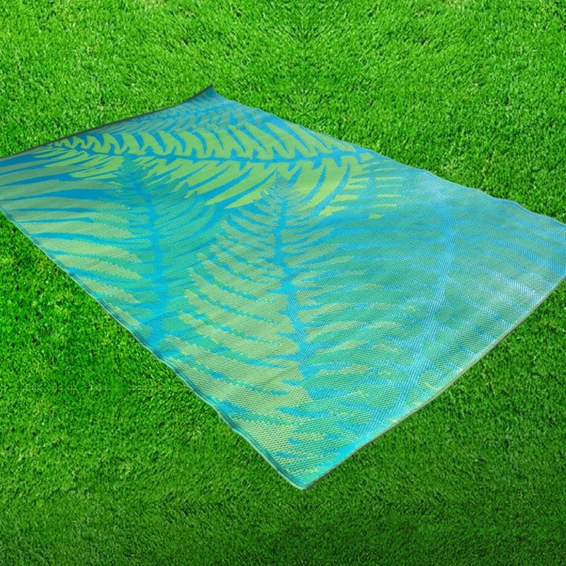 China factory good quality dust control camping foldable patio mat