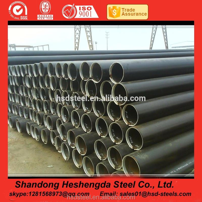 API 5CT oil well steel casing pipe