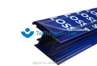 adhesion tape of pe transparent protective film with stable quality high middle low adhesion