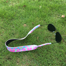 LLY Floral Neoprene Glasses Chain Multi Colors Sunglasses Strap Eyeglasses Holder Eyewear Accessories DOM106504