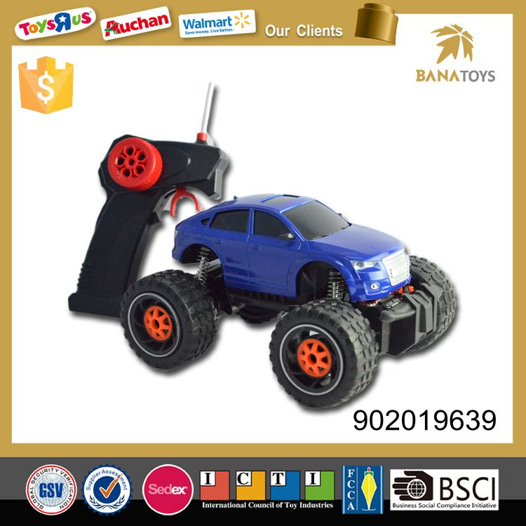 Gas Power and RC Hobby Radio Control Style R/C Car