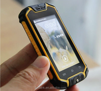 Mini Rugged Waterproof Smartphone Land Rover Z18 Android wcdma 3g 1+8gb mini mobile phone