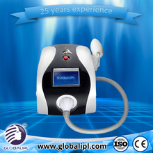Medical CE approved spots age pigments removal home yag laser hair removal