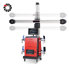 Canton Fair New Design Professional wheel alignment manufacturer machines with CE certification machine price