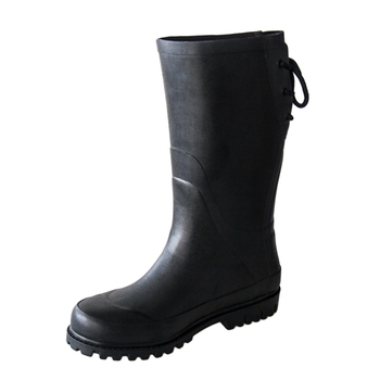 High Quality New Waterproof Men And Women  Rubber Rain boots