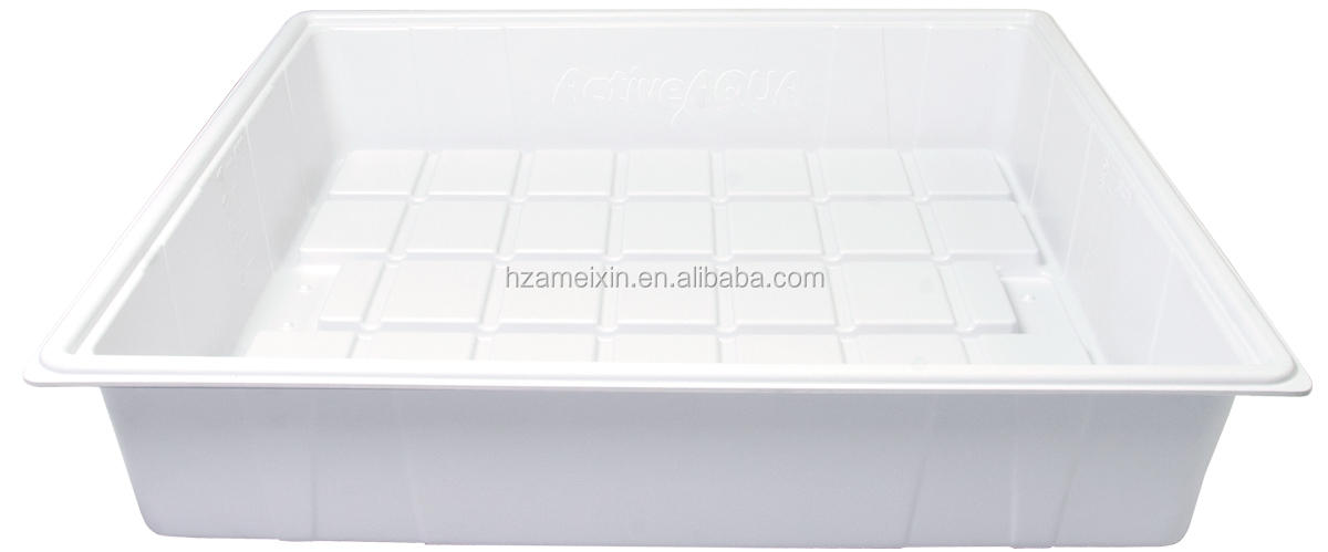 Plastic Thermoforming hydroponic fodder tray garden seeding container gold supplier
