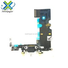 Original Charging Port Dock Connector Flex For iPhone 8