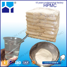 Chemical Auxiliary Agent HPMC Used for high flexibility bonding mortar/plaster mortar with TDS