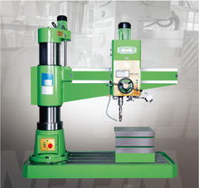 WDM Excellent Quality Z3050X16 Radial Drilling Machine With Digital Readout System