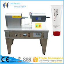 Cosmetics And Toothpaste Soft Plastic Tube Ultrasonic Tube Sealing Machine