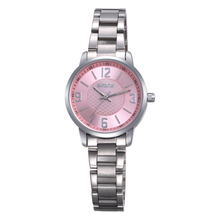 2016 New Products Your Own Logo Women Clock Stainless Steel Ladies Japan Movement Wrist Watch