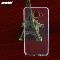 low price china mobile phone TPU soft skin case back cover for Samsung Galaxy A7 (2016) A710