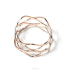 Rose Gold Jewelry Hollow Out Rings For Women