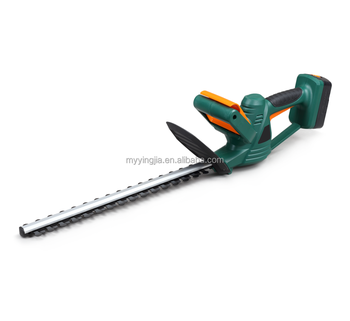 Garden Hedge Trimmer Cordless Electric Hedge Trimmer M-HT460E