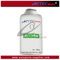 ACTECmax r134a refrigerant gas with more than 99.9% Purity r134a refrigerant gas