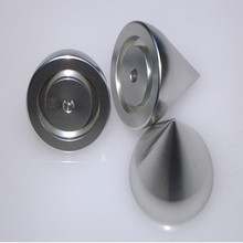 High precision machining aluminum metal cones