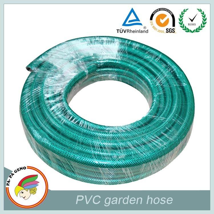 Plastic Garden Hose Water Flow Meter Plastic Garden Hose Water