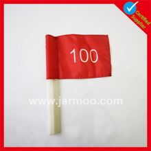 Creative wholesale event promotion cartoon golf flag