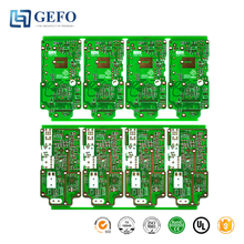 FR4 High Density 94V0 RoHS Certificate Receiver PCB Board